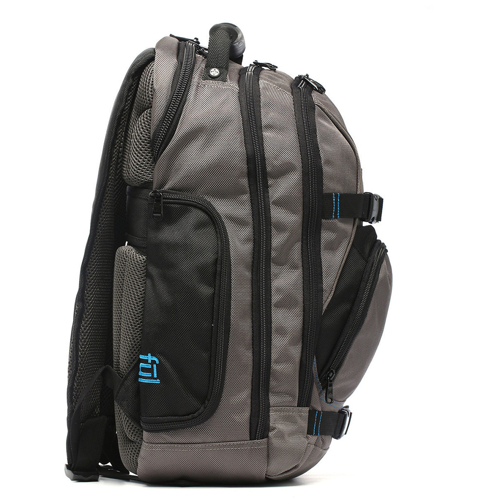 FUL Alleyway Titanium/Black Wild Fire Backpack