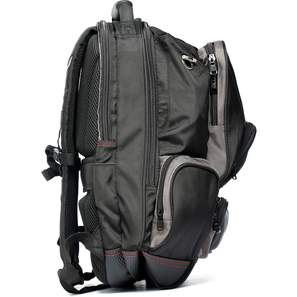 FUL Alleyway Black/Titanium Groundbreaker Backpack