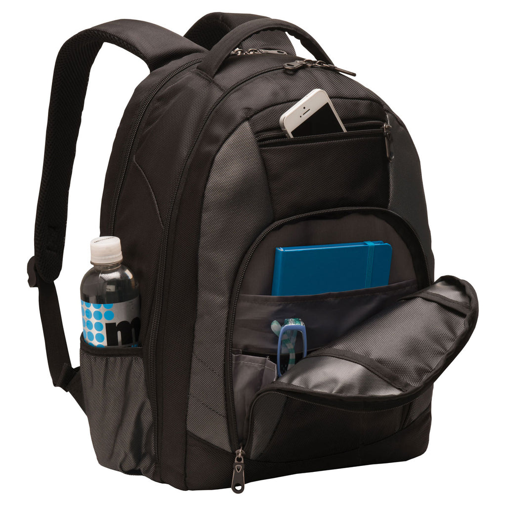 Port Authority Black Commuter Backpack