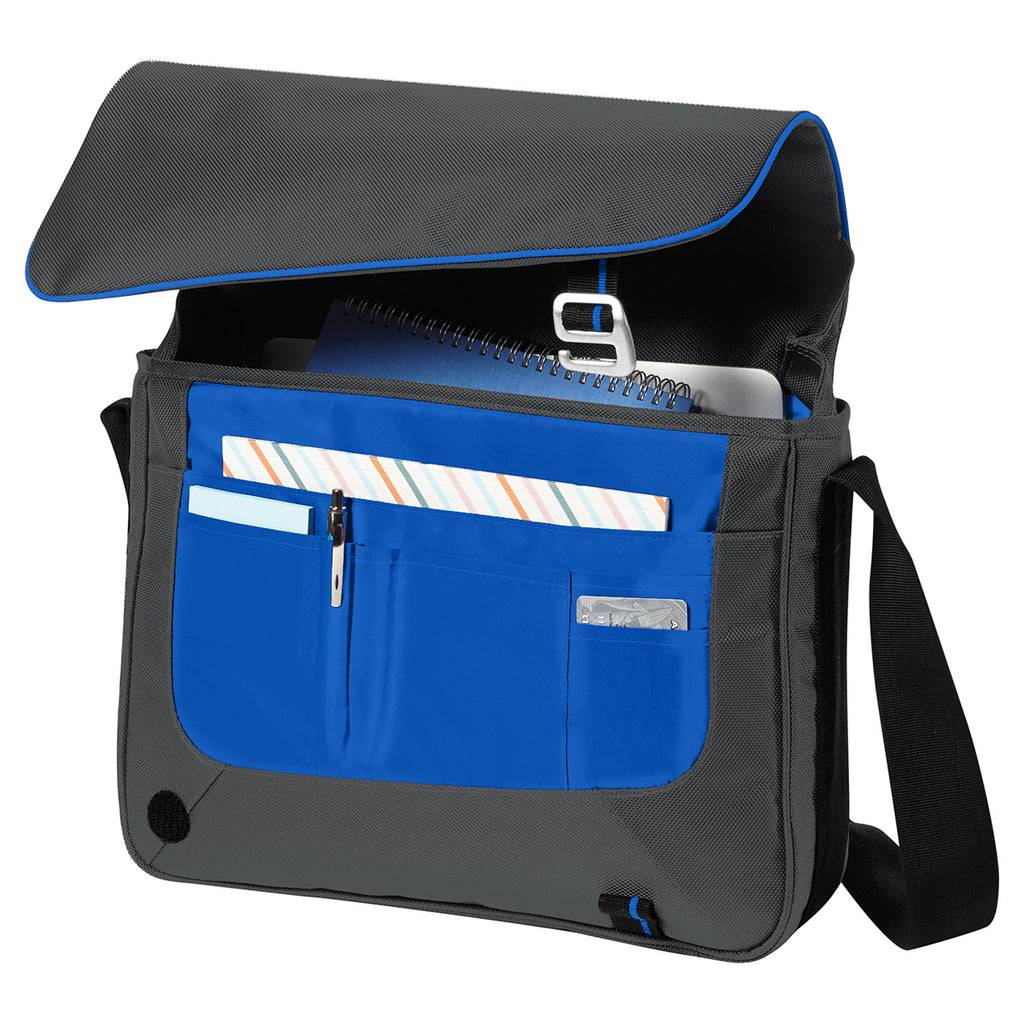 Port Authority Deep Smoke Transit Messenger
