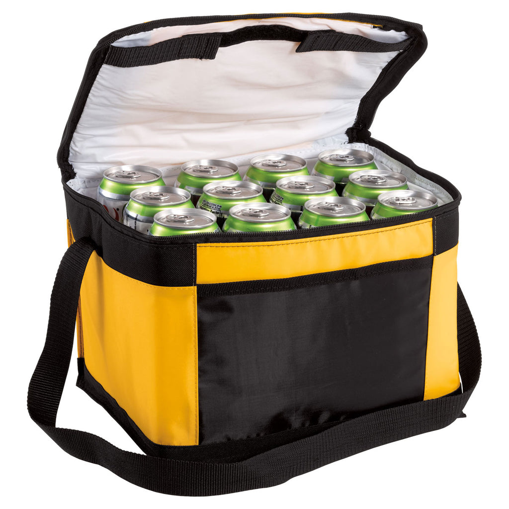 Port Authority Gold 12-Pack Cooler