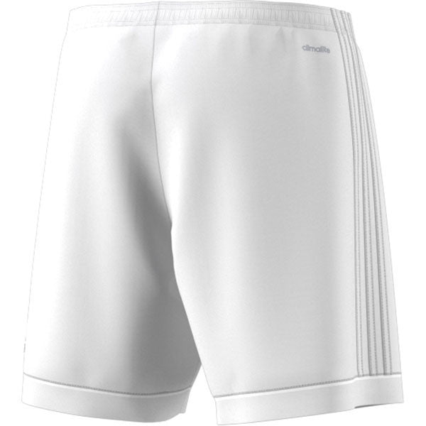 adidas Men's White Squad 17 Short