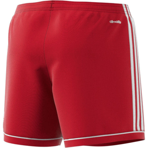 adidas Women's Red Squad 17 Short