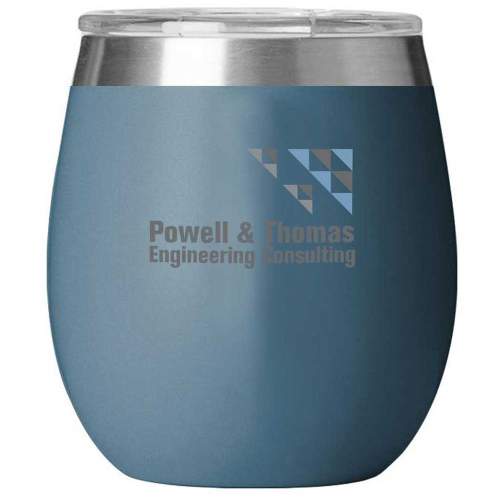 Bevanda Avalon Blue 9 oz Wine Tumbler
