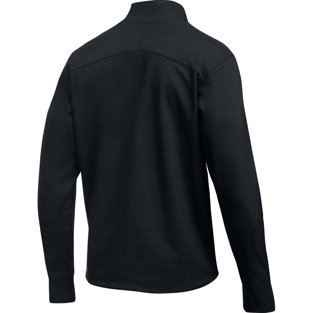 Under Armour Men's Black Barrage Soft Shell Jacket