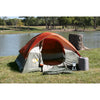 coleman-orange-overnighter-camping-package