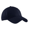c608-port-authority-navy-cap