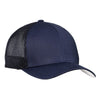 port-authority-navy-back-cap