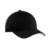port-authority-black-twill-cap