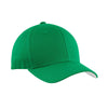 port-authority-green-twill-cap