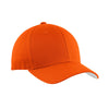 port-authority-orange-twill-cap