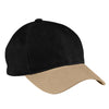 c815-port-authority-black-twill-cap