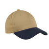 c815-port-authority-beige-twill-cap