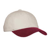 c815-port-authority-white-twill-cap