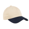 c815-port-authority-light-brown-twill-cap
