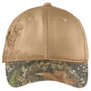 Port Authority Mossy Oak New Break-up/ Tan/ Deer Embroidered Camouflage Cap