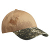 port-authority-light-brown-camouflage-cap