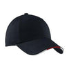 c830-port-authority-red-navy-cap