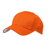 c833-port-authority-orange-mesh-cap