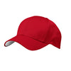 c833-port-authority-red-mesh-cap