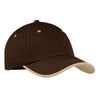 port-authority-brown-stitch-cap