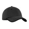 port-authority-charcoal-stitch-cap