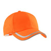 c836-port-authority-orange-visibility-cap