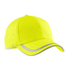 c836-port-authority-neon-yellow-visibility-cap