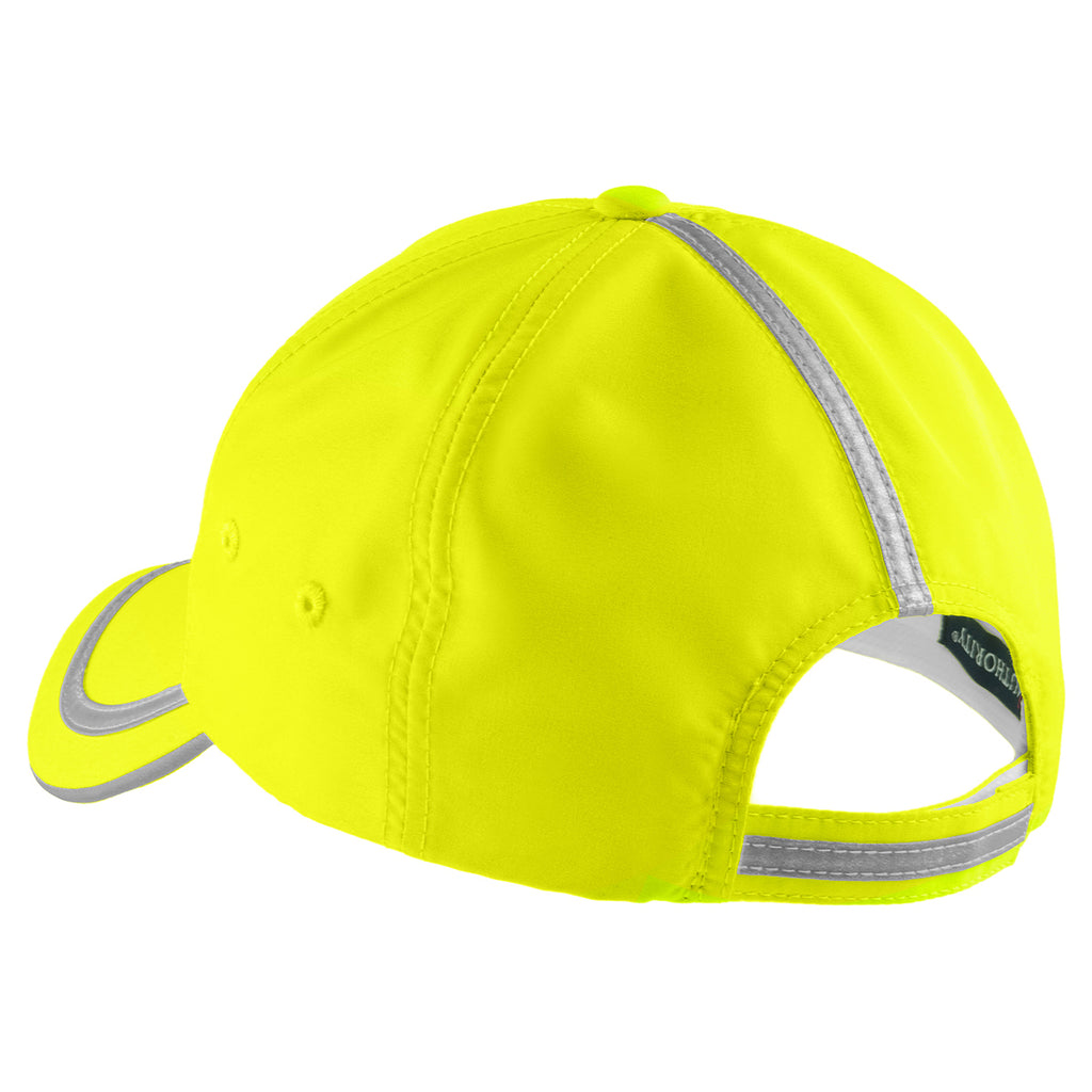 Port Authority Safety Yellow/ Reflective Enhanced Visibility Cap