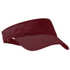 c840-port-authority-burgundy-visor