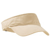 c840-port-authority-light-brown-visor