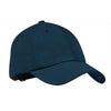 c850-port-authority-navy-sueded-cap