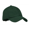 c850-port-authority-green-sueded-cap