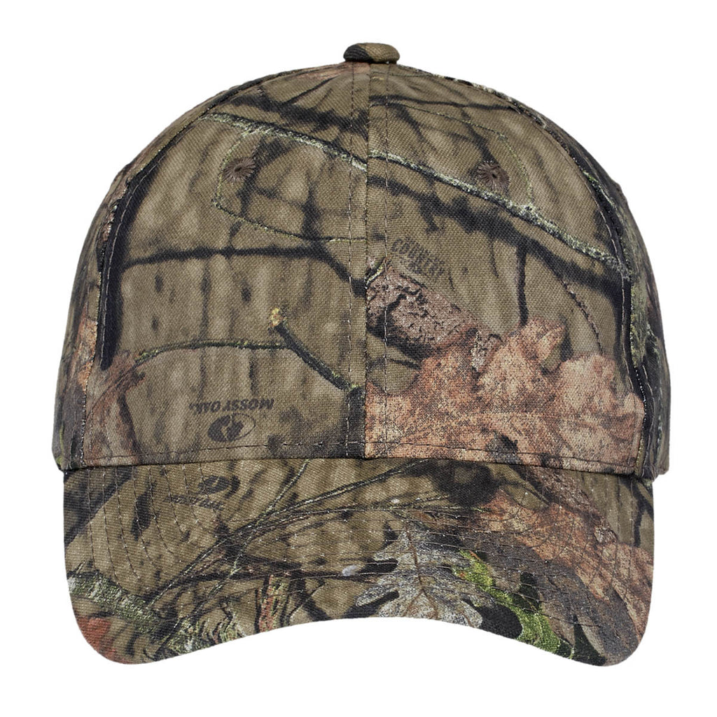 459a7eb551e Port Authority Mossy Oak Break-Up Country Camo Cap. ADD YOUR LOGO