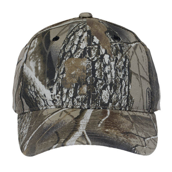 Port Authority Realtree Hardwoods Camo Cap