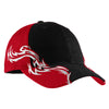 c859-port-authority-red-racing-cap