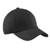 c861-port-authority-charcoal-unstructured-cap