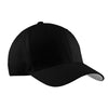 port-authority-black-flexfit-cap