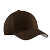port-authority-brown-flexfit-cap
