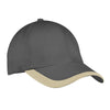 c867-port-authority-grey-bill-cap