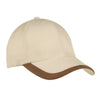 c867-port-authority-beige-bill-cap