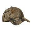 c871-port-authority-brown-washed-cap
