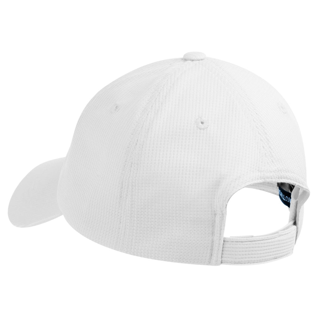 Port Authority White Cool Release Cap
