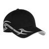c878-port-authority-black-racing-cap