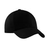 c879-port-authority-black-structured-cap