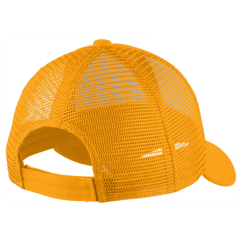 Port Authority California Gold Adjustable Mesh Back Cap
