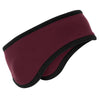 c916-port-authority-burgundy-headband