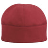 c918-port-authority-red-fleece-beanie