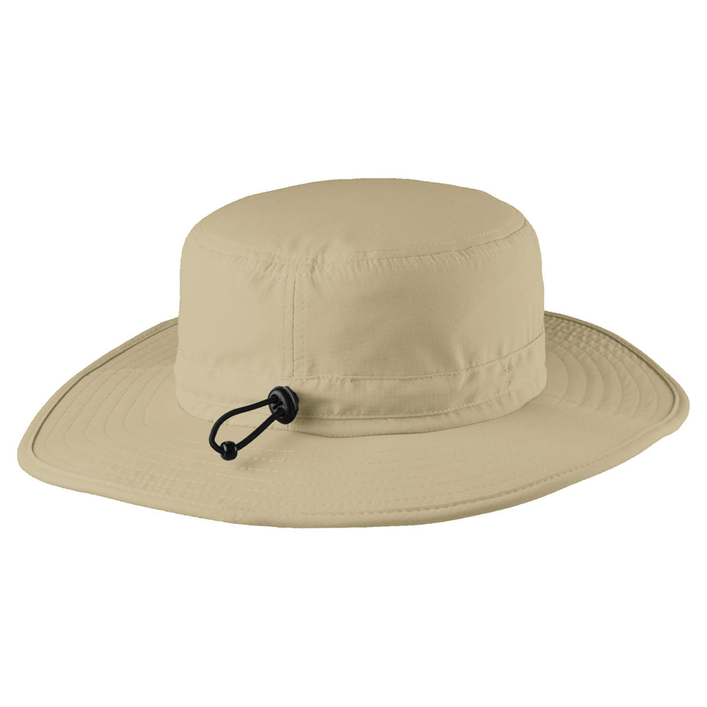 Port Authority Stone Outdoor Wide-Brim Hat 6b3b5563914