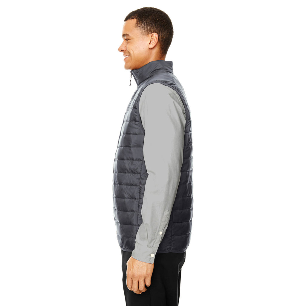 Core 365 Men's Carbon Prevail Packable Puffer Vest